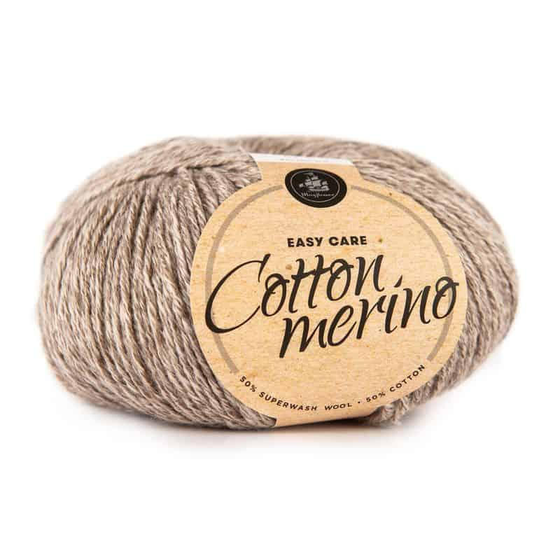 Image of Mayflower Cotton Merino 204 Brun