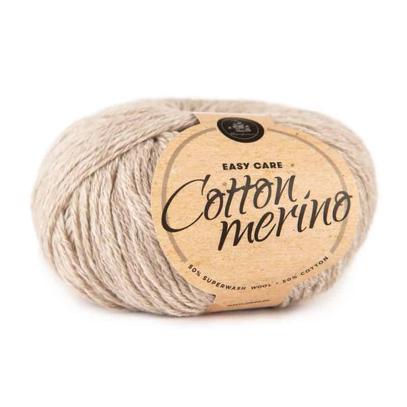 Image of Mayflower Cotton Merino 202 Sand