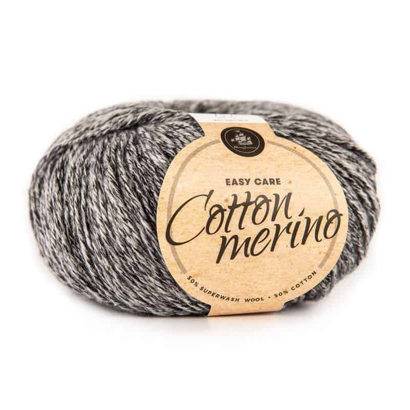 Image of Mayflower Cotton Merino 208 Sort