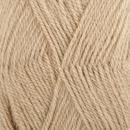 Image of   Drops Alpaca Garn 0302 Camel Unicolour