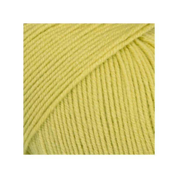 Drops Baby Merino Garn 09 Lime Unicolour