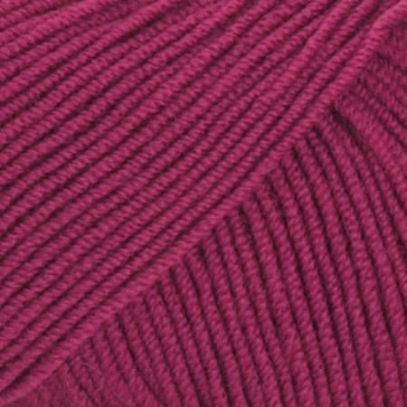 Image of Drops Baby Merino Garn 41 Blomme Unicolour