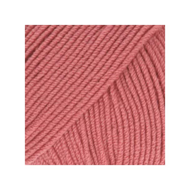 Drops Baby Merino Garn 46 Rose Unicolour