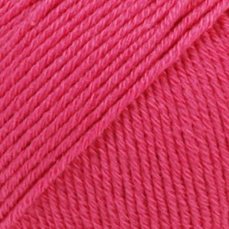 Image of Drops Cotton Merino Garn 14 Cerise Unicolour