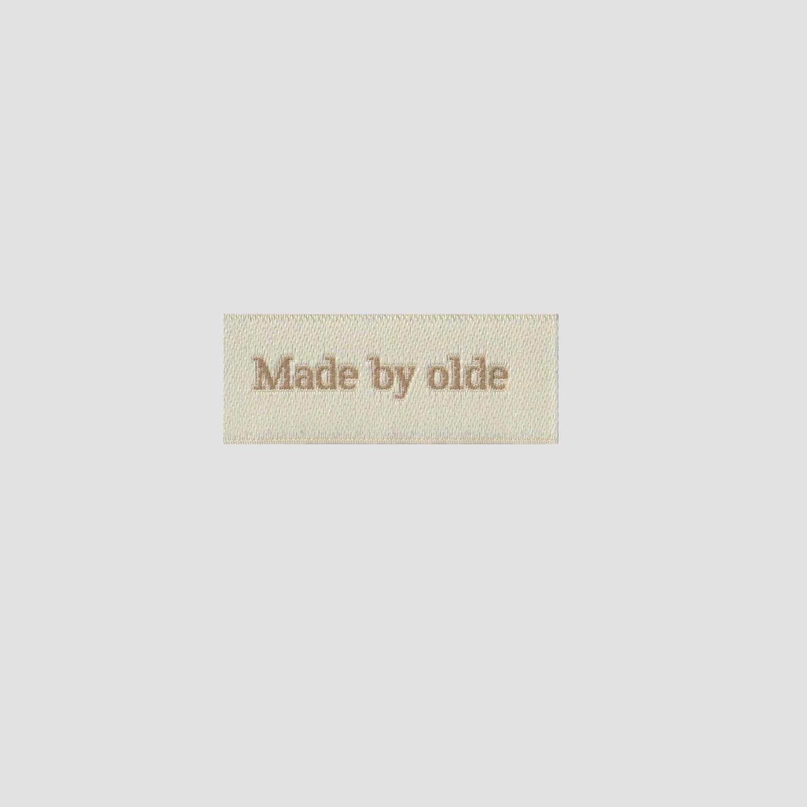 Image of Made by olde