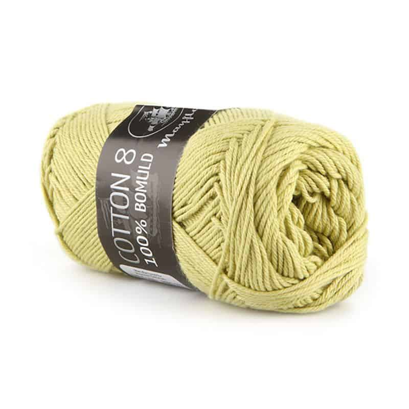 Image of Mayflower Cotton 8/4 Garn 1426 Lime