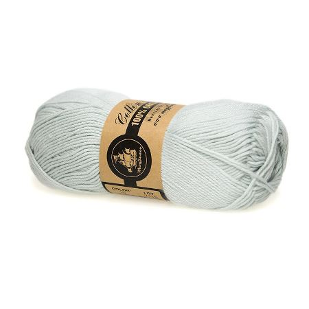 Image of   COTTON 8/4 ORGANIC ØKO (15) LYS MINTGRØN