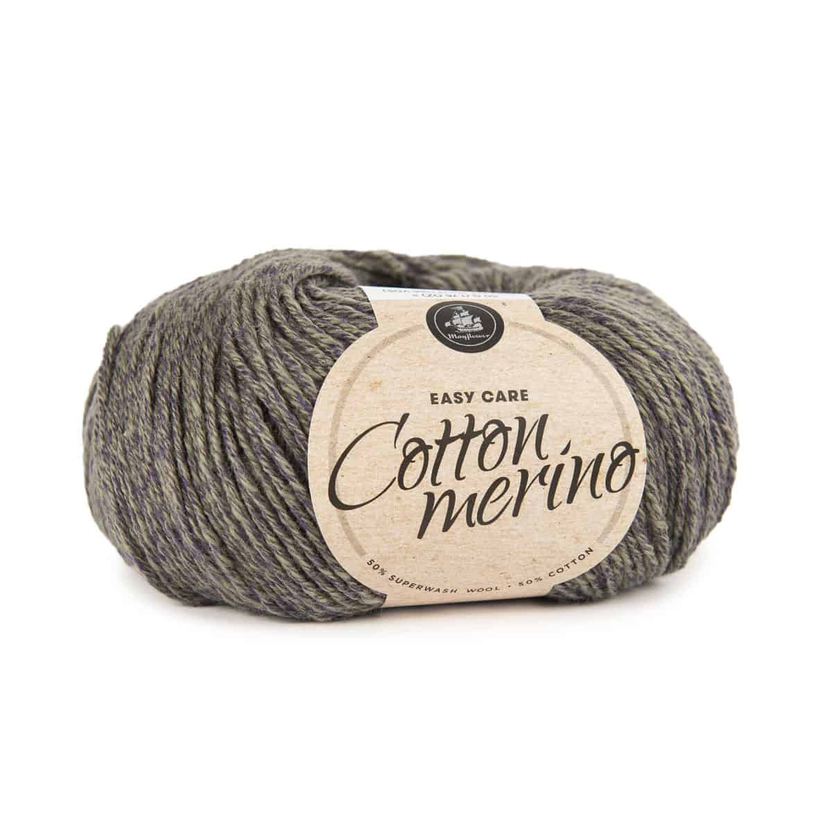 Image of Mayflower Cotton Merino (S03) Grå
