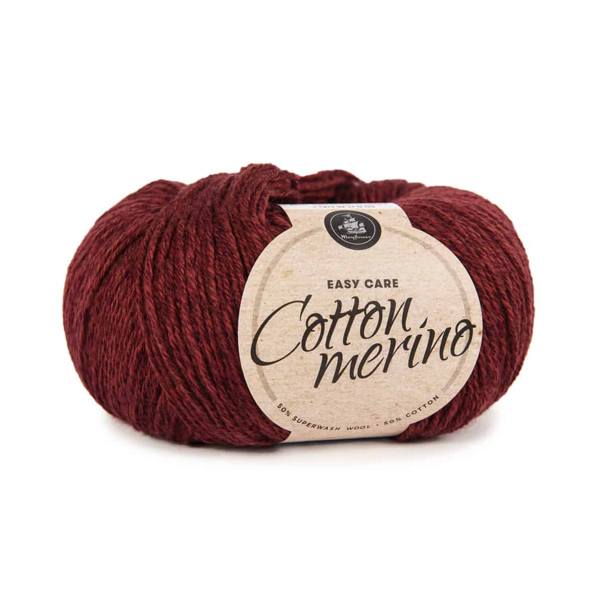 Image of Mayflower Cotton Merino (S08) Rhododendron
