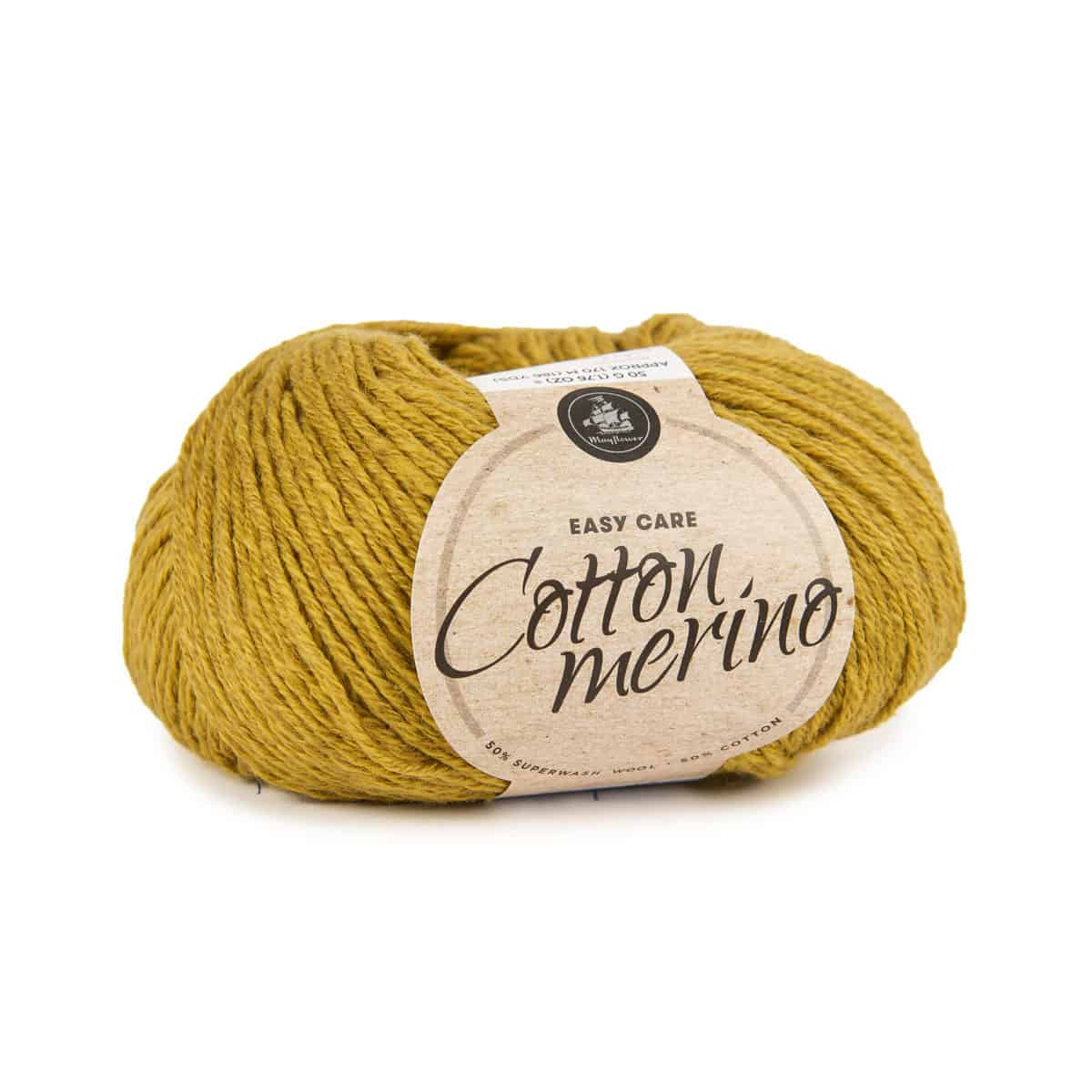 Image of Mayflower Cotton Merino (S11) Oliven