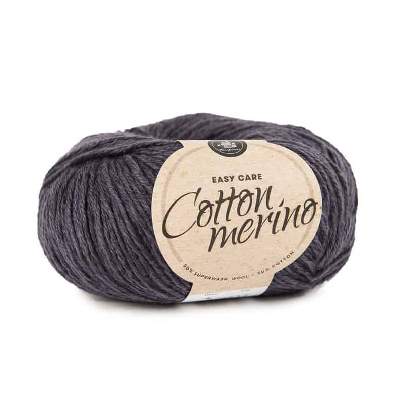 Image of Mayflower Cotton Merino (S12) Orion Blue
