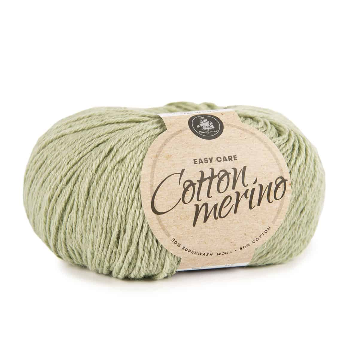Image of Mayflower Cotton Merino (S14) Desert Sage