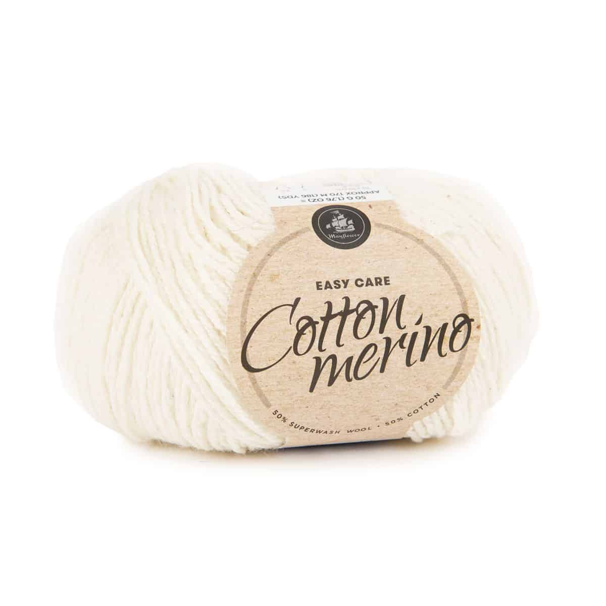 Image of Mayflower Cotton Merino (S16) Natur