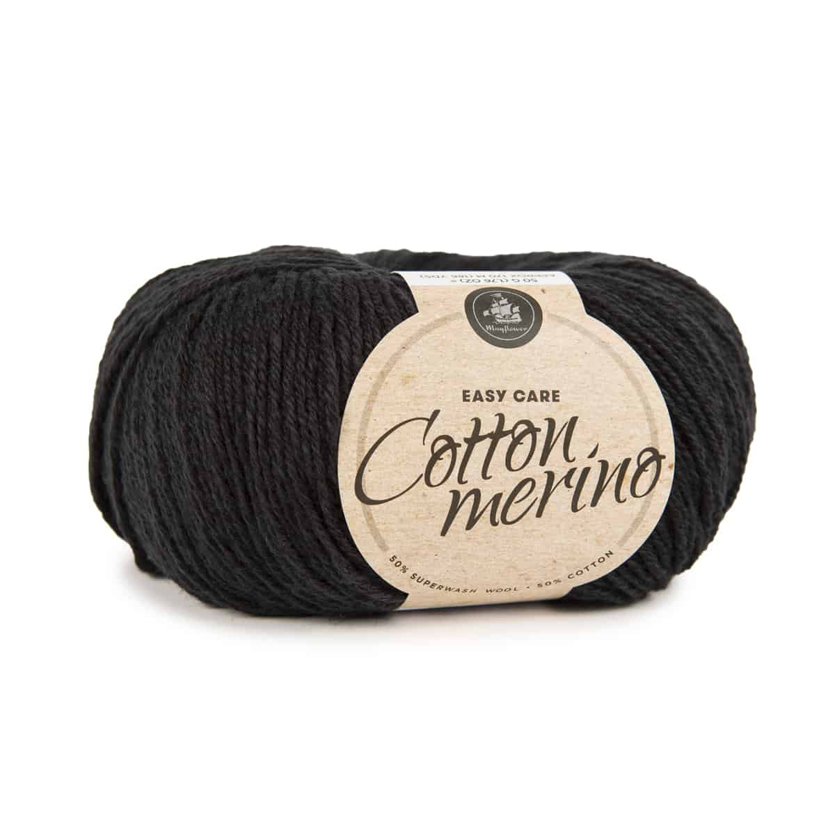 Image of Mayflower Cotton Merino (S20) Sort